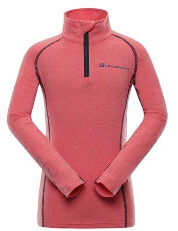 ALPINE PRO funkcionális lány póló NEVEO 4,140 - 146, rózsaszín