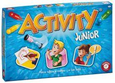 Piatnik Activity Junior CZ verzia