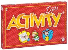 Piatnik Activity Deti