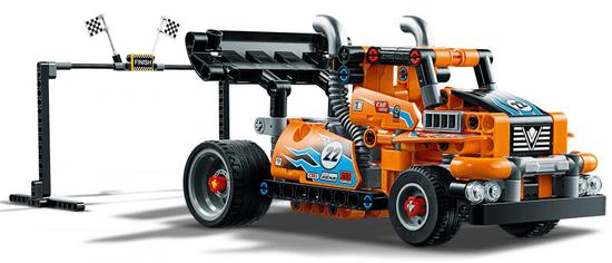 LEGO Technic 42104 Závodný ťahač
