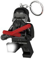 LEGO Star Wars Kylo Ren se světelným mečem svítící figurka