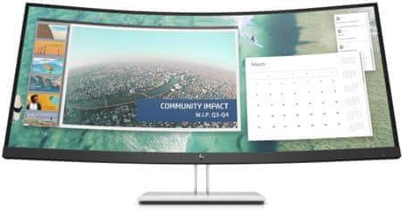 HP monitor E344c (6GJ95AA)