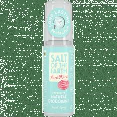 Crystal Spring Deo sprej Pure Aura uhorka-melón 50 ml