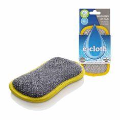 e-cloth Houbička na mytí nádobí 1 ks