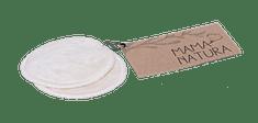 Tierra Verde Mama Natura Kozmetický tampón prateľný z biobavlneného zamatu malý 2 ks