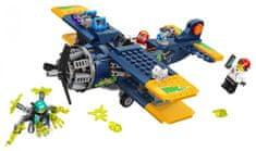 LEGO Hidden Side 70429 El Fuego kaskadersko letalo