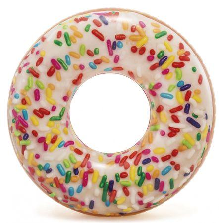 Intex napihljiv obroč Sprinkle donut