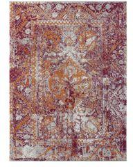 NOURISTAN Kusový koberec Lugar 104087 Raspberry Red