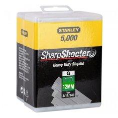 Stanley 1-TRA708-5T sponke tipa G, 5000 kosov, 12 mm
