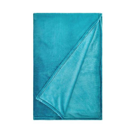 Butlers Flísová deka - modrá