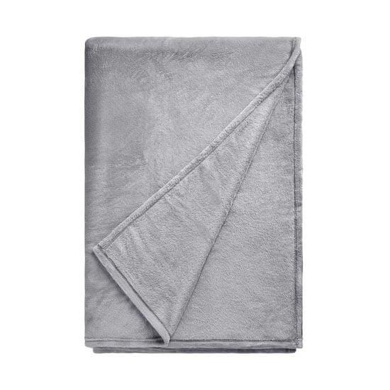 Butlers Flísová deka - šedá