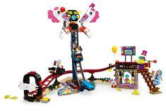 LEGO Hidden Side 70432 Nawiedzony lunapark