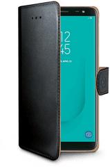 Celly Wally kryt kniha pro Samsung Galaxy J6 (2018) (WALLY758)