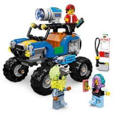 LEGO Hidden Side 70428 Jack és strand terepjáró