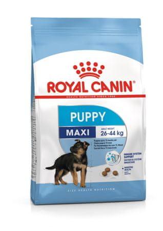Royal Canin sucha karma dla szczeniąt Maxi Junior - 15kg