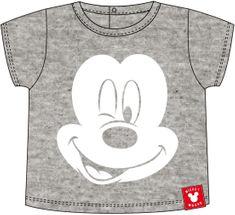 Disney chlapčenské tričko Mickey Mouse