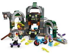 LEGO Hidden Side 70430 Metro Newbury városkában