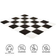 KinderKraft Foam mat puzzles LUNO