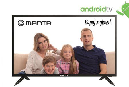 Manta 32LHA69K HD LED, Android televizor