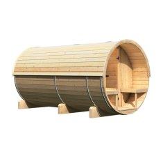 KARIBU finská sauna KARIBU FASSAUNA 4 (66855)