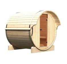 KARIBU finská sauna KARIBU FASSAUNA 1 (63447)