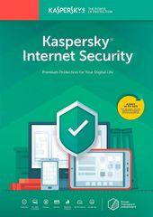 Kaspersky Internet-Security 2019 CZ pro 1 zařízení na 12 měsíců (KL1939XCAFS) - Elektronická licence