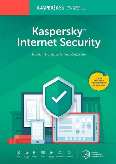 Kaspersky Internet-Security 2019 CZ pro 2 zařízení na 12 měsíců (KL1939XCBFS) - Elektronická licence