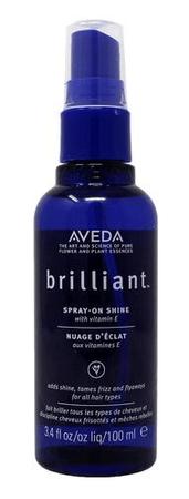 Aveda Hajfényesítő sprayBrilliant Spray on Shine (Hair Spray) 100 ml