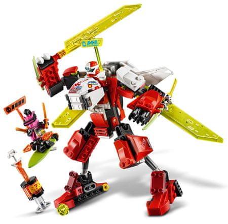 LEGO Ninjago 71707 Kai in robotsko reaktivno letalo