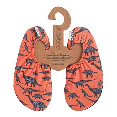 Slipstop fiú papucs Diplodocus SS18120158 18-20, narancssárga