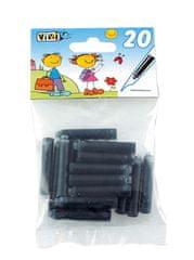 Viva črnilni vložki, modri, 20 kosov (30400194)