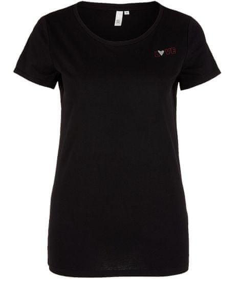 Q/S designed by dámske tričko 41.912.32.5696 XS čierna