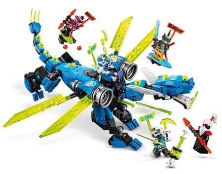 LEGO® Ninjago 71711 Cybersmok Jaya