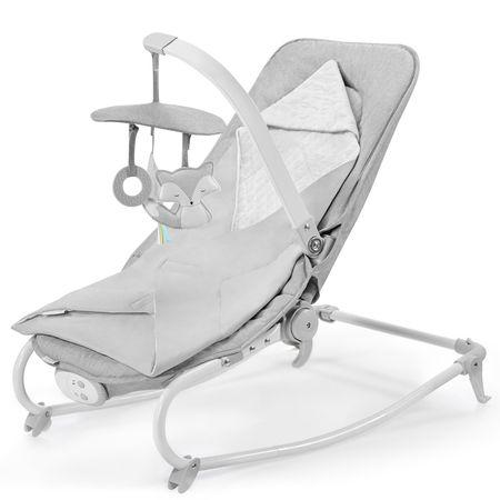 KinderKraft Reclining Chair FELIO, stone grey