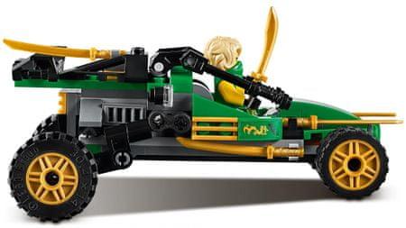 LEGO Ninjago 71700 Napadač u džungli