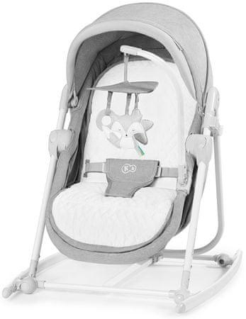 KinderKraft Stolica za bebe Cradle 5IN1 UNIMO 2020, stone grey