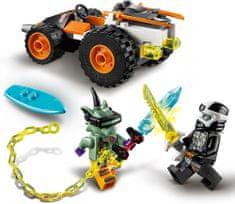 LEGO Ninjago 71706 Cole gyors autója