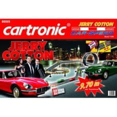 "Autodráha Cartronic Car-Speed ""Jerry Cotton"" 9,70 m"