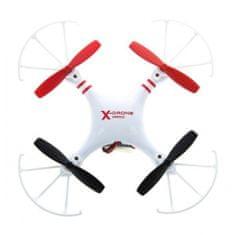 X-DRONE NANO BÍLÁ