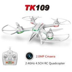 TK109H XXL BAROMETR, WIFI FPV kamera, kompas XXL vel.