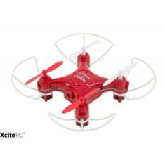 Rocket55 XXS 3D CAM červený s kamerou