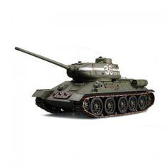 Tank T34/85 IR 1:16 zelený