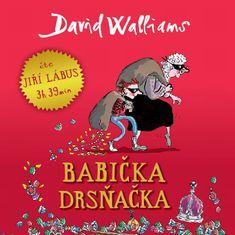 Williams David: Babička drsňačka - MP3-CD