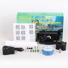 iTrainer HT-023 elektronický ohradník, neviditelný plot pro psy