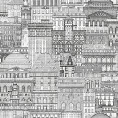 Max Tapeta vliesová City Grey 73501 - 0,53m x 9,5m