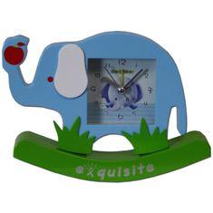 Max Budík dětský slon modrý