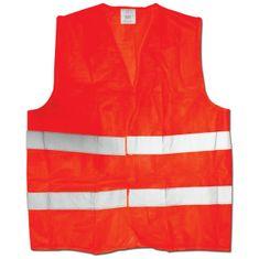 Max Max RFO03 Reflexná vesta výstražná oranžová veľkosť XXXL