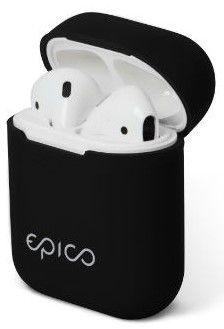 EPICO Obudowa Silicone cover AirPods Pro - czarna (9911101300014)