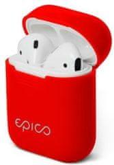 EPICO Silikonska kutija za slušalice Airpods Pro - crvena (9911101400008)