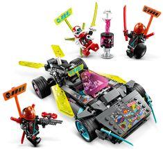 LEGO Ninjago 71710 Latający samochód ninja